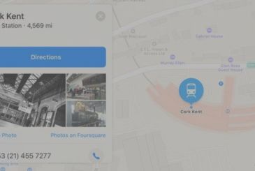 Public transport: the Apple maps will expand into Australia, and soon in Ireland