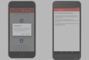 Gmail for iOS: Google improves security, anti-phishing