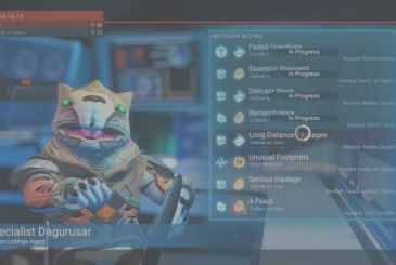 Atlas Rises: a year after the launch finally comes the multiplayer aspect of No Man's Sky!