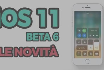 IOS 11 beta 5: here are ALL the new features introduced on the iPhone! – VIDEO
