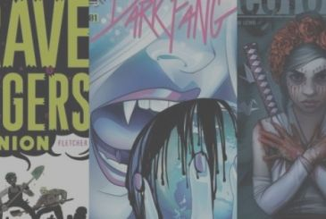 Image Comics announces three new series: The Gravediggers Union, the Dark Fang and Coyotes