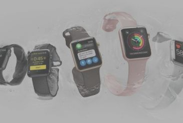 Apple Watch 3, equipped with the eSIM, but no voice calls, and support for Android