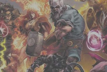Marvel Legacy is only the beginning for the Avengers of the year 1,000,000 A. C.