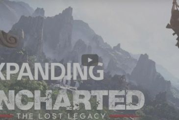 Uncharted: the Lost Inheritance, in the new trailer the developers feel that the world of Uncharted is not finished