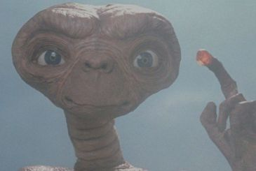 E. T. the extra-terrestrial: the movie had to have a different ending