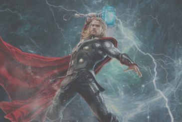 The hammer of Thor and many other super-objects, go to the auction!