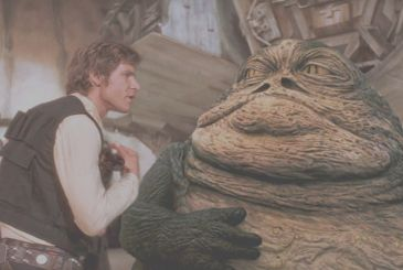 Star Wars: Jabba the Hutt, the protagonist of a film all its own?
