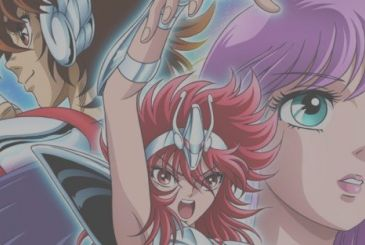 The Knights of the Zodiac – Saintia Sho, spread a new image of the animated series