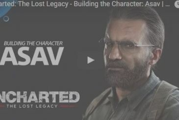 Uncharted – The Lost Inheritance: two new trailers, one on the villain Asav and the other on the combat system