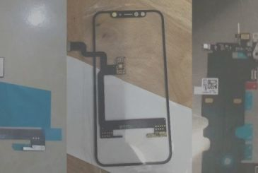 IPhone 8, new photos of the internal components