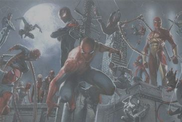 Yusuke Murata (One-Punch Man) to draw the Spider-man and the Ragnoverso!