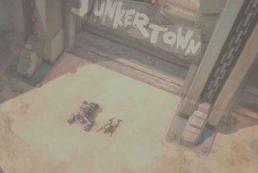 Overwatch: revealed the map Junkertown with images and trailer at the Gamescom 2017