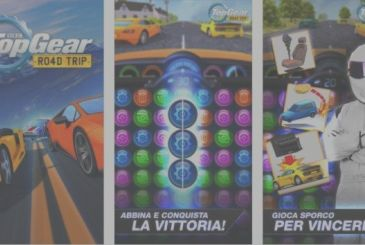 The official game of Top Gear arrives on the App Store