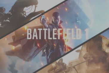 Battlefield 1: presented new gameplay videos, the new mode Raids, and Battlefield 1 Revolution