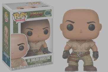 Jumanji: Welcome to the Jungle – Here are the Funko Pop movies