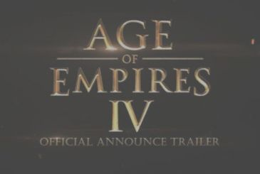 Age of Empires IV and Age of Empires: the Definitive Edition: the announced with 2 new trailer