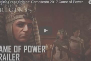 Assassin's Creed Origins: new trailer reveals Cleopatra, Julius Caesar, the city of Memphis, plus a new gameplay