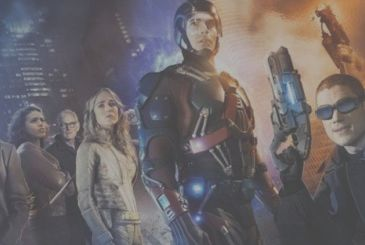 Come on Infinity superheroes DC's Legends of Tomorrow