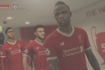 Preview PES 2018
