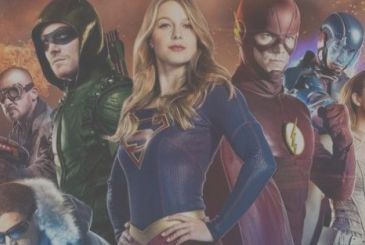 The new trailer for the Arrowverse to be a crossover between The Flash and the Legends of Tomorrow