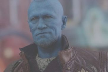 Guardians of the Galaxy vol.2, the figures of Yondu from Hot Toys