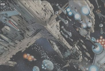 Star Wars: the Marvel comic book explain the events of the film!