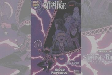 Doctor Strange 21 | Review