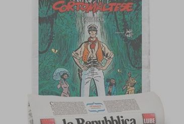 Corto Maltese: the Codacons complaint with the comic is because of cigarettes!