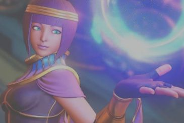 Street Fighter V revealed with a launch trailer of the new character of Menat