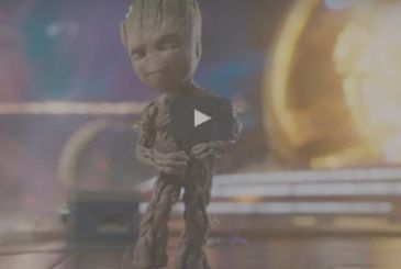 Guardians of the Galaxy vol.2, clip to celebrate the release on Home Video