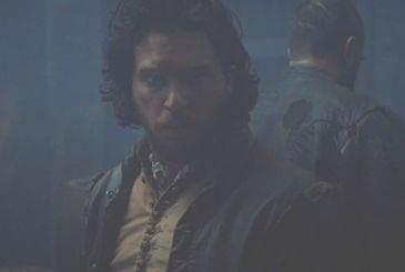Gunpowder, the first teaser trailer of the mini-series with Kit Harington