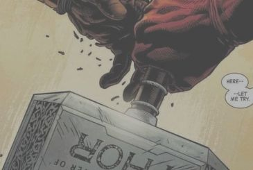 A icon Marvel back in the Secret Empire #10 [SPOILERS]
