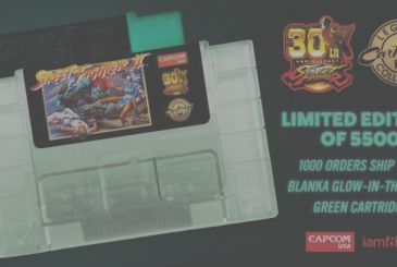 Capcom resell Street Fighter II for the SNES