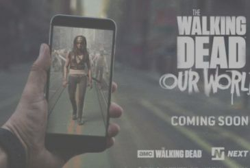 The Walking Dead: Our World – here's the video game-style Pokemon Go