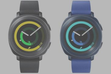 Samsung unveils new smartwatch and headset compatible with iPhone