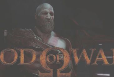 God of War: here are 4 new artworks!