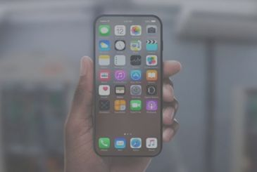 "In 2018, iPhone will have OLED display from 5.85"" 6.46"", already signed an agreement with Samsung Display 
