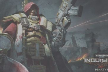 Warhammer 40,000: Inquisitor: announced the early access Martyr on Steam