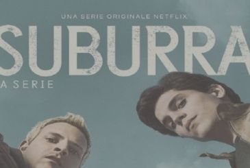The Suburra: the trailer and poster for the series Netflix