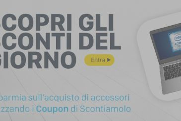 The unmissable offers Amazon on the 3rd of September and our discount codes | Scontiamolo.com