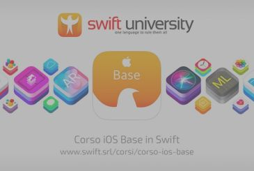 Learn to develop Apps for the new iPhone in Bologna, Milan, Turin, Florence and Rome thanks to the Over iOS Based on Swift University