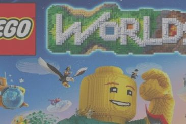 LEGO Worlds: announced release date