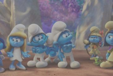The Smurfs: a Journey in the Forest a Secret from tomorrow on home video