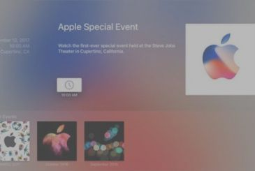 The Apple TV is ready for the event of September 12,