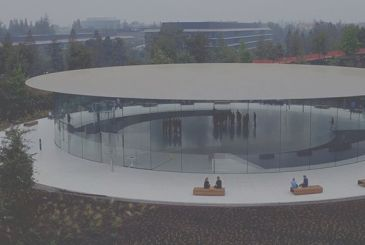 Here is the Steve Jobs Theatre where will be presented the iPhone 8 [Video]