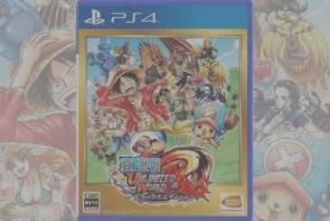 One Piece: Unlimited World Red Deluxe   Review PS4