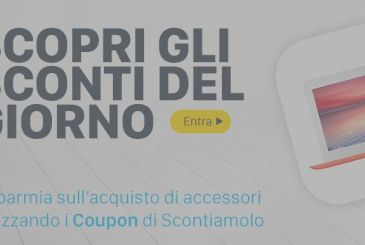 Offers Amazon and our discount codes, September 6, | Scontiamolo.com