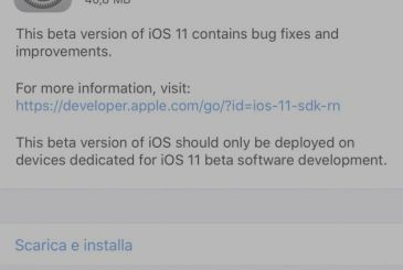 Apple releases iOS 11 beta 10 to developers