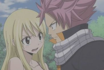 "Fairy Tail: Hiro Mashima shares two designs, the ""spicy"" of Natsu and Lucy"