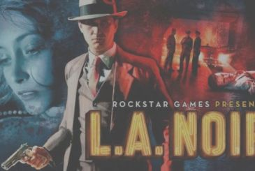 L. A. Noir: the release date of the remastered version, announced game for VR